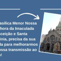 Basílica Menor Nossa Senhora da Imaculada Conceição - Santa Ifigênia