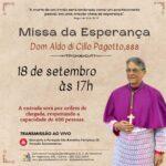 Missa da esperança – Dom Aldo di Cillo Pagotto, sss